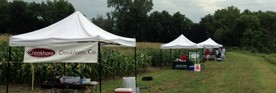 ANNUAL COMBINED POPCORN SEEDSMEN FIELD DAY